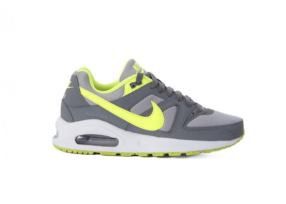 wholesale dealer f452b 817dc Scarpe Nike Air Max Command Flex (GS) 844346070 Coolgrey/Volt-Wolf Grey