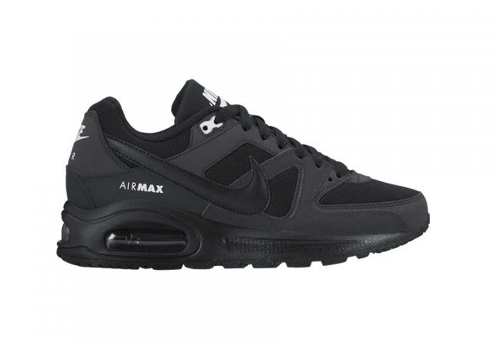 huge selection of e6ae1 13b45 Scarpe NIKE Air Max Command Flex (GS) 844346 002 BlackAnthracite-White
