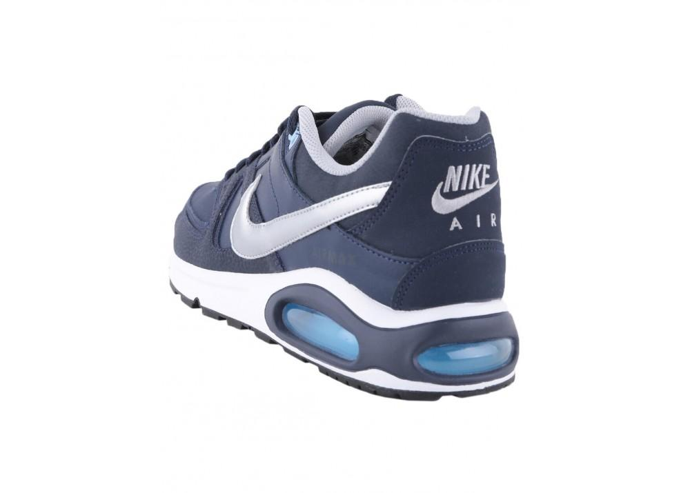 more photos sneakers for cheap cheap price Scarpe NIKE Air Max Command 749760401 Leather Obsidian/Metallic ...