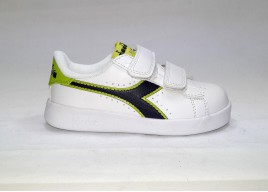 Scarpe DIADORA GAME P TD 101.173339 01 70317 LIME PUNCH