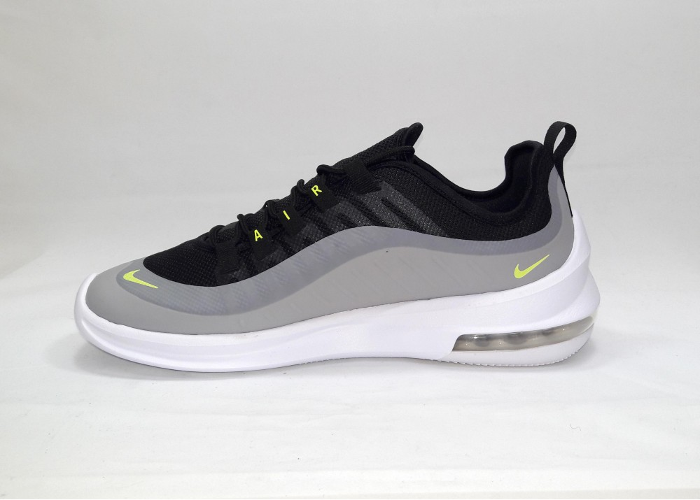 reputable site 18cab a6836 Scarpe NIKE AIR MAX AXIS AA2146 004 BLACK VOLT-WOLF GREY