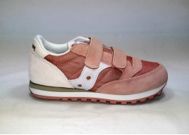 Scarpe SAUCONY JAZZ DOUBLE HL SK161015 PINK/CREAM