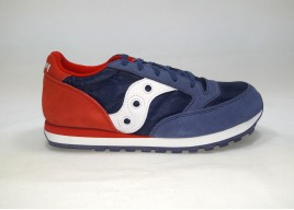Scarpe SAUCONY JAZZ DOUBLE HL SK261008 BLUE/RED