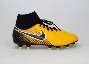 Scarpe NIKE 917787 801 MAGISTA ONDA II DF FG LASER ORANGE/BLACK-WHITE-VOLT