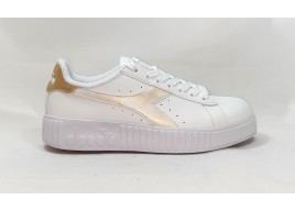 Scarpe DIADORA GAME P STEP WN 101.175737 01 C8581 WHITE/FROSTED ALMOND