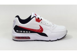 Scarpe NIKE AIR MAX LTD 3 BV1171 100 WHITE/UNIVERSITY RED-BLACK BLANC/NOIR/UNIVERSITE ROUGE