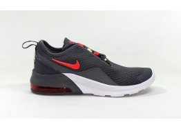 Scarpe NIKE AIR MAX MOTION 2 (GS) AQ2741 018 IRON GREY/BRIGHT CRIMSON GRIS FER/CRAMOISI VIF