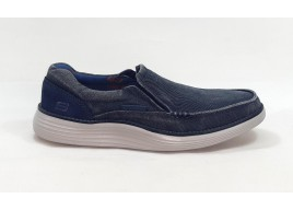 Scarpe SKECHERS  66014/BLU STATUS 2.0-MONSET BLUE