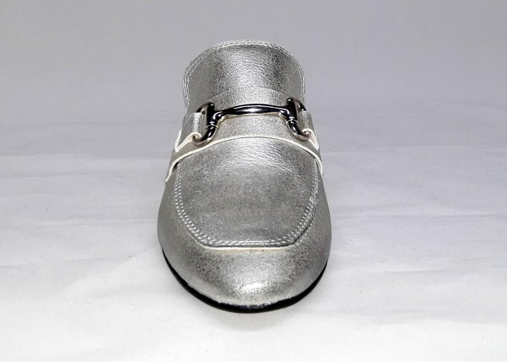 Scarpe Charme 2.0 sabot Polvere Argento - Vendita Scarpe online ... 97917f3a182