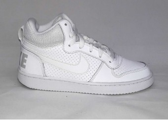 Scarpe Nike Court Borough Mid (GS) 839977 100